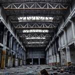 Opuštěné budovy (URBEX)