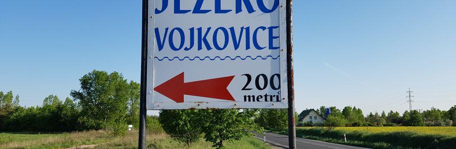 Pískovna Vojkovice